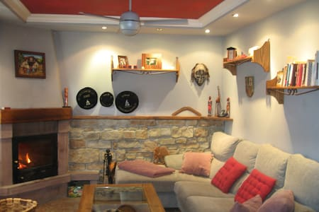 Lovely  well decorated Basque house - Baztan - Ev