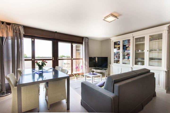 wonderful penthouse lake front  - San Donato Milanese - Apartment