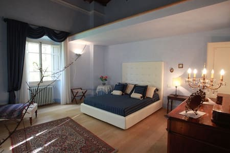 Deluxe Room Quercia - B&B Florence - Pontassieve - Bed & Breakfast