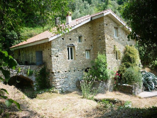 Antico Mulino - Casanova Lerrone - Haus