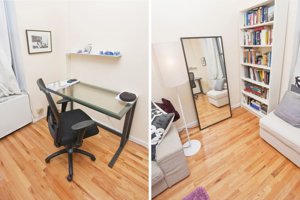 Charming one-bedroom on the UWS!