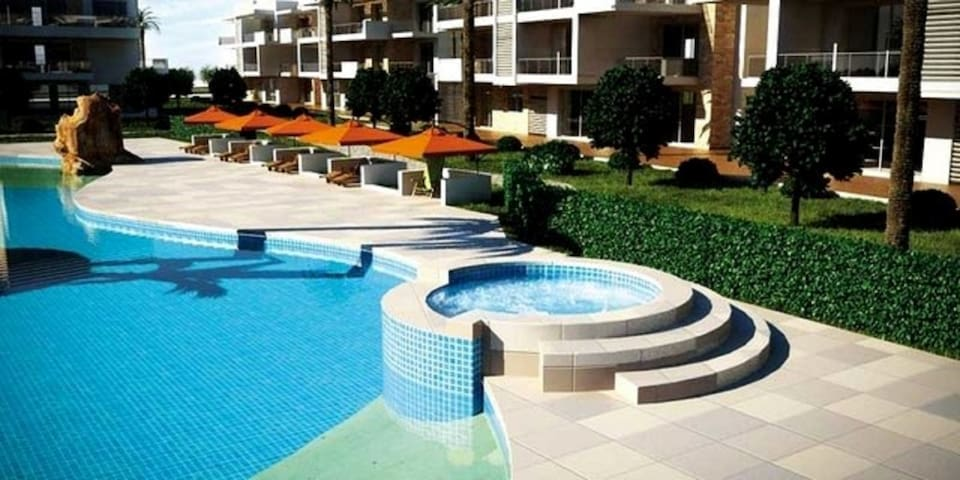 appartamento a tamaris (casablanca) - Tamaris - Apartment