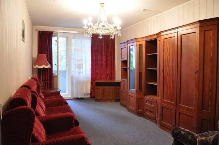 Квартира на берегу озера Зеркальное - Vyborgsky District - Apartment