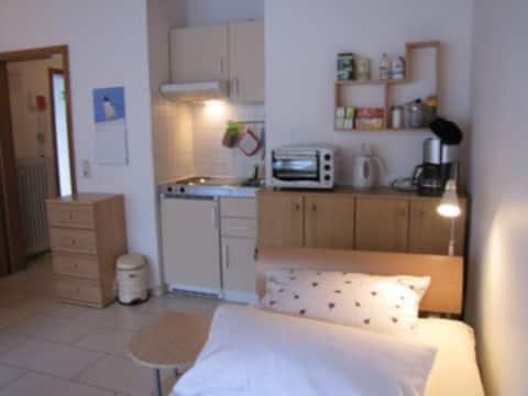 Apartment 2 mit Terrasse an der  Ruhr-Uni