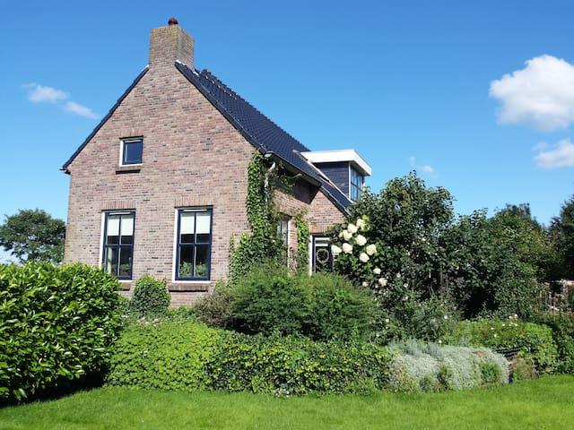 Mooi Groningen, Harkstede, Hoofdweg 83 - Harkstede