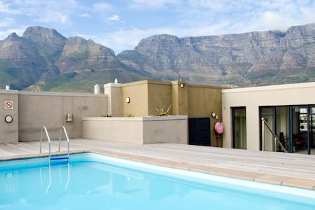 Central studio with great views - Cape Town - Apartmen