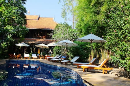 Ban Sabai Village Resort and Spa - Chiang Mai, Thailand - Villa