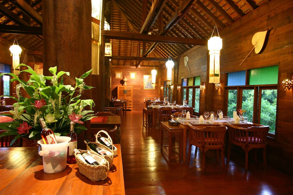 Wild Orchid Restaurant