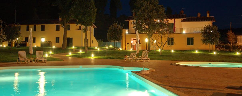 Bilocale  Agriturismo in Toscana - San Miniato - 公寓