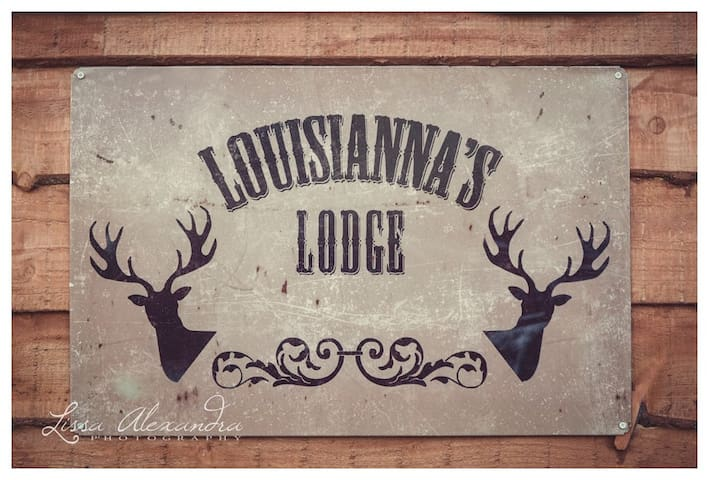 Louisianna's Lodge & Farmhouse - Stamford Bridge