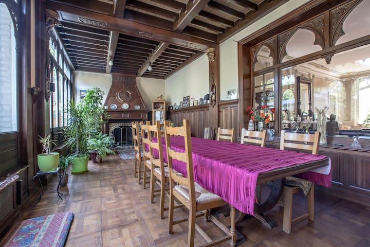 3 chambres individuels près de valenciennes - Raismes - House