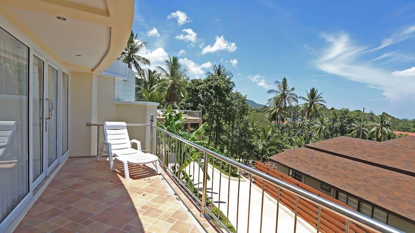 "Apartment ""Seaview Villa Balcony"""