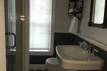 Fully renovated en suite bathroom