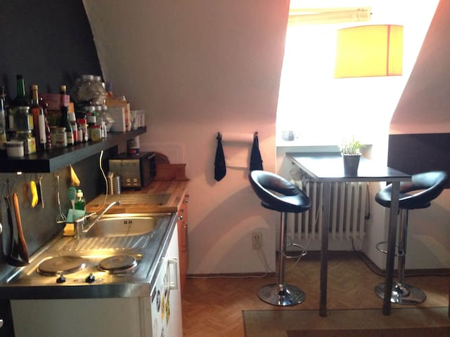 Cosy flat - 2 rooms - 10 min center - Salzburg - Byt