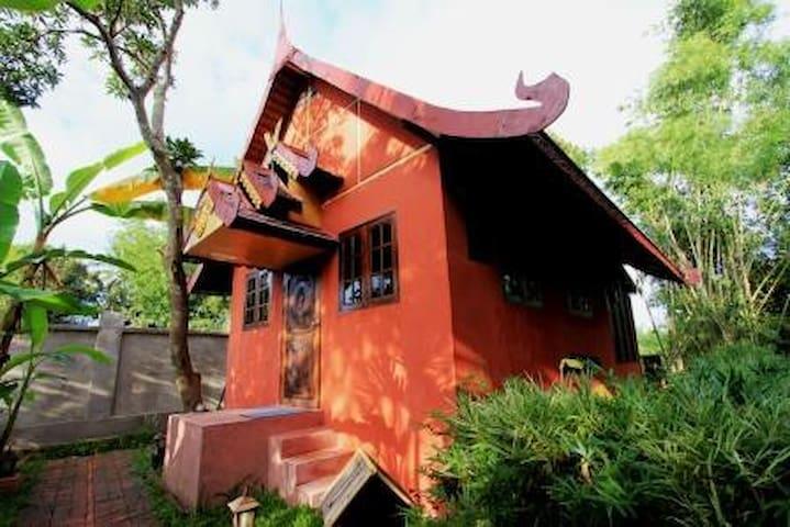 villa c reine du jour avec piscine - sansai - 別荘