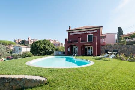 Splendida casa con piscina Il Sogno - Montemarcello - Дом