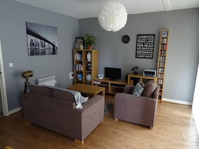 Cosy double bedroom in City Centre