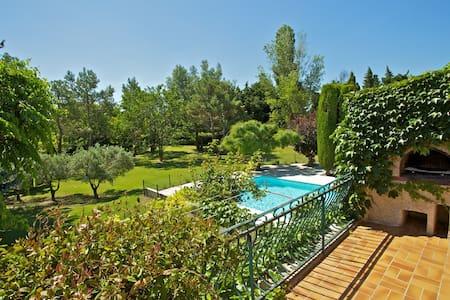 The Apple Orchard Villa in Provence - Le Thor - Villa