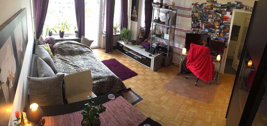 Quiet Cozy Place - München - Wohnung
