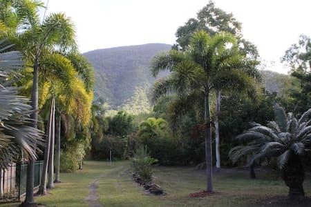 Mountain Views, Tropical Retreat