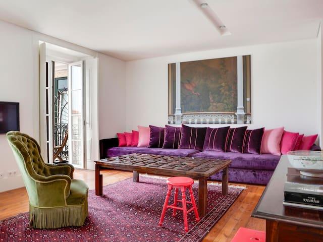 Residentas Apóstolos Deluxe One-Bedroom - Lisboa - Apartment