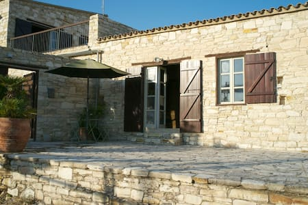 Stone Apartment in Cypriot Village