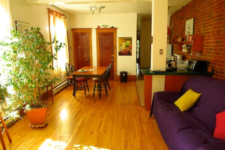 Cozy in the heart of Montreal ! - Montréal - Apartment