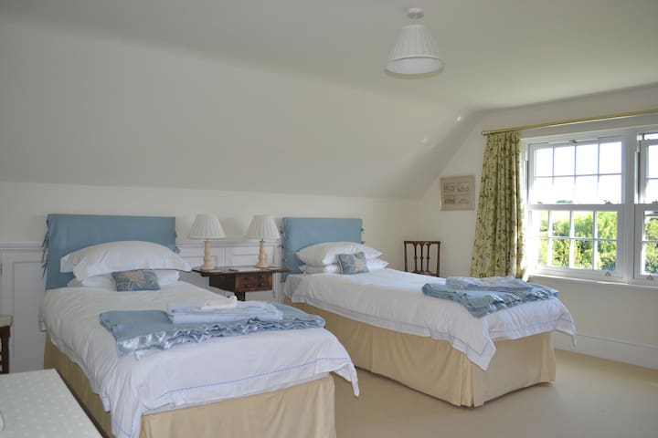 Twin room - Bude - Bed & Breakfast