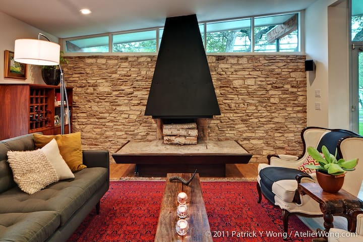 SXSW: 4bed 3bath in Austin! - West Lake Hills - Hus