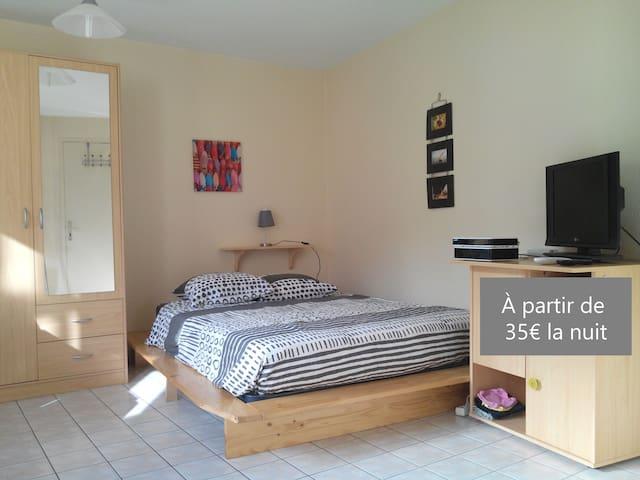 Hyper-Centre studio tout confort - Niort - Huoneisto