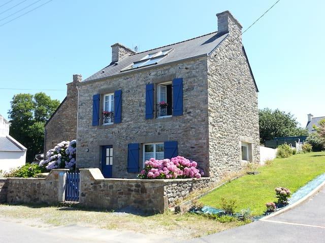 Jolie maison au pays des Abers - Saint-Pabu - Hus