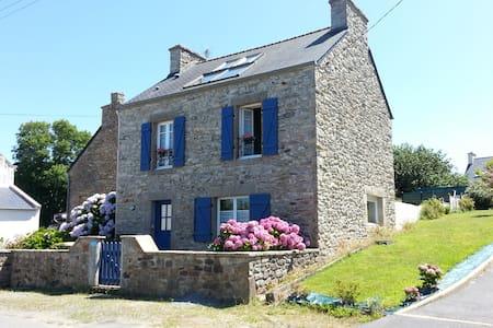 Jolie maison au pays des Abers - Saint-Pabu - Haus