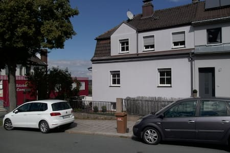 Haus Inge - Hof - Haus