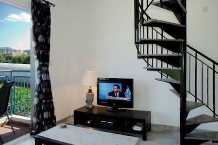 1 Bed Penthouse - Pool - Sea Views - Argaka - Pis