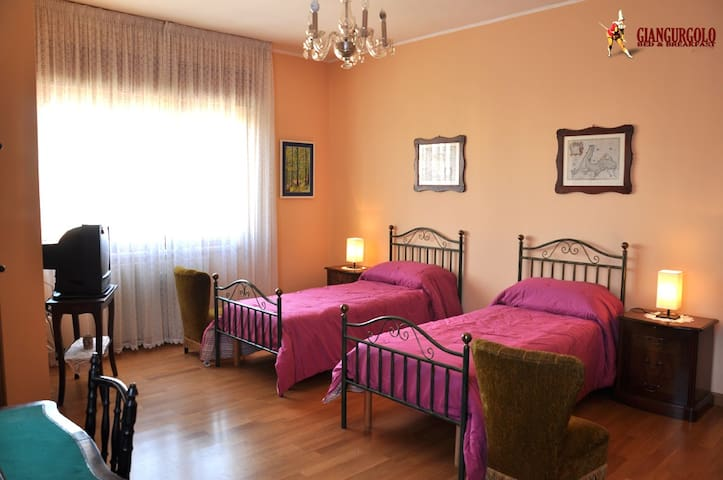 B&B GIANGURGOLO- RENDE(CS)-CALABRIA - Rende - Bed & Breakfast