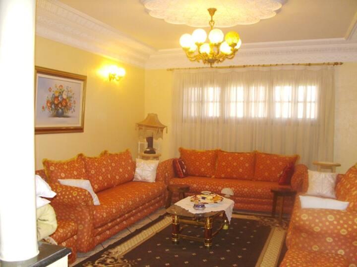Cosy 4 Bedrooms Villa in Agadir  Ref: 8110