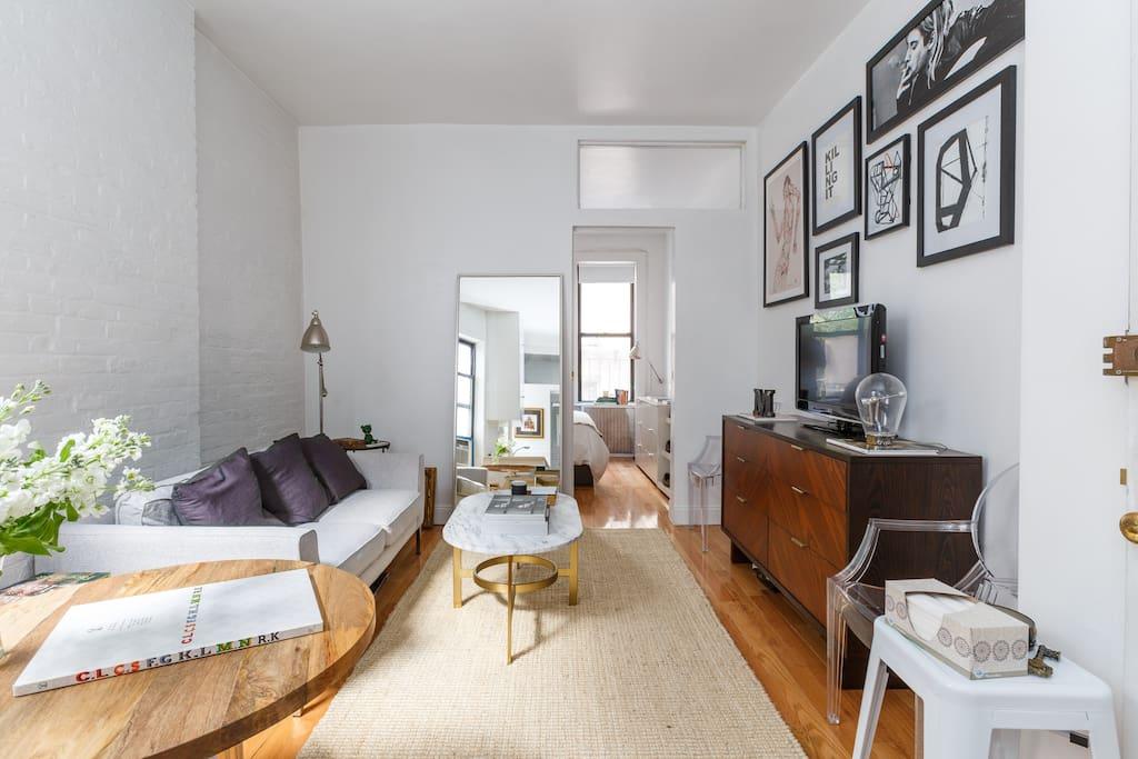 Beautiful 1 bdrm in nolita soho appartamenti in affitto for Appartamenti new york manhattan affitto mensile