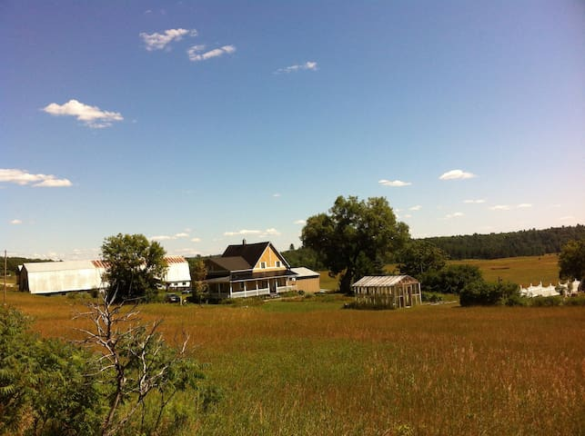 5 Bedrooms house on Gatineau river - Gracefield - House