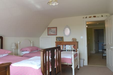 3 bed great for kids! - Bude