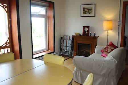 Appartement de l'artiste - L'Isle-Verte - House