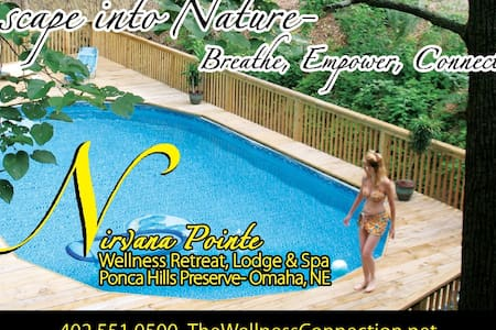 Nirvana Pointe Wellness Lodge & Spa - Bed & Breakfast