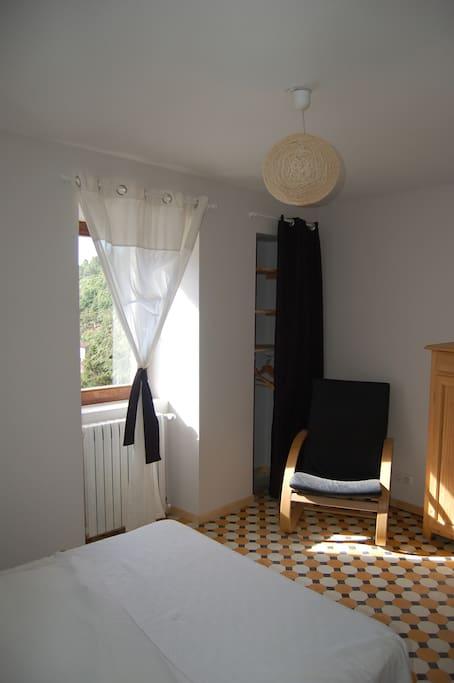 Palier Champs : Chambre 3 standard