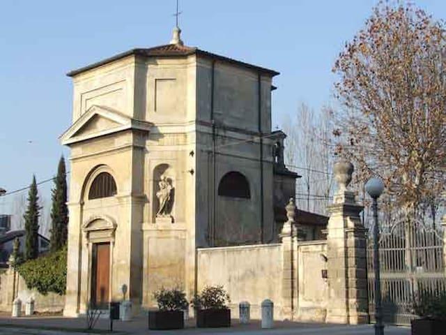 B&B Corte del drago, camera Estate - San Martino Buon Albergo
