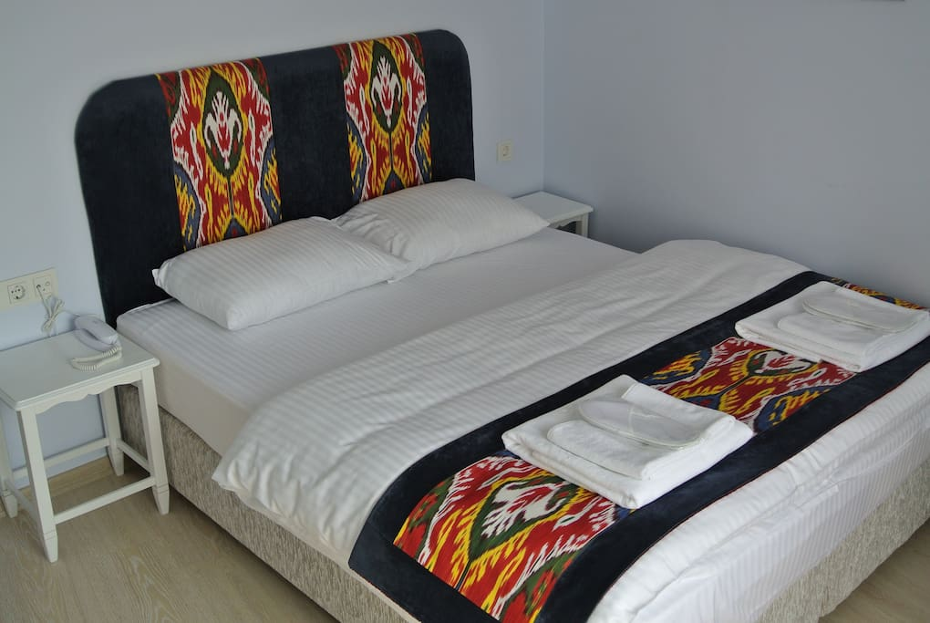 DOUBLEBED ROOM DETAIL
