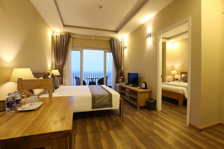 Sea view room with 2 bedrooms #4 - Da Nang - Apartment