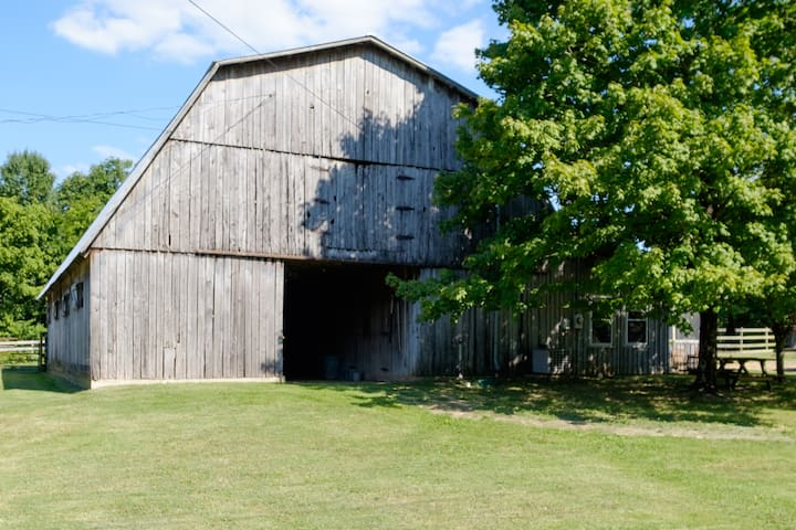 Poplar Hollow Barn