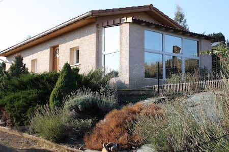 Villa avec piscine privée & billard - House