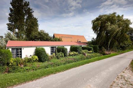 Romantische vakantie studio - Sint-Laureins