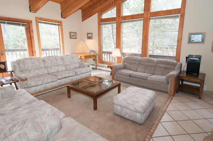 SquawLodge™-Sleep up to 19 in Beds! - Squaw Valley - Hus