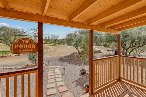 Rancho Salaiza - Quiet Hilltop Retreat.